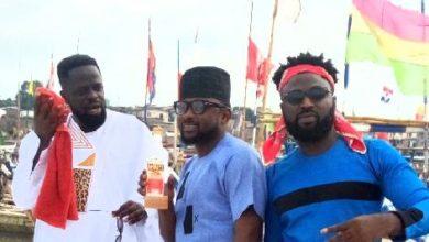 Ofori Amponsah x Kofi Nti x Barosky (The 3Musketeers)
