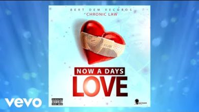 Chronic Law - Now A Days Love