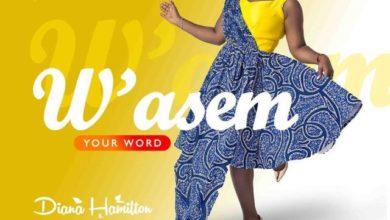 Photo of Diana Hamilton – W'asem (Your Word) (Prod. By Kaywa)