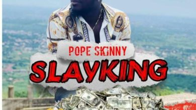Photo of Pope Skinny – Slay King (Mixed By 420 Drumz)