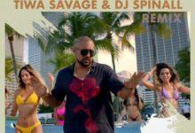 Sean Paul ft Tiwa Savage x DJ Spinall