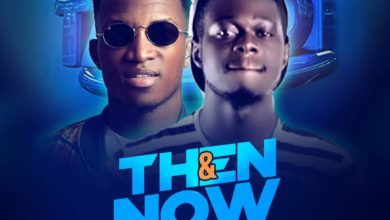 Photo of DJ Berry Ft Kofi Kinaata – Then and Now Reloaded Mixtape