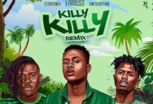 Photo of Larruso Ft. Stonebwoy x Kwesi Arthur – Killy Killy (Remix)