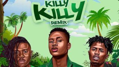 Larruso Ft. Stonebwoy x Kwesi Arthur - Killy Killy Remix