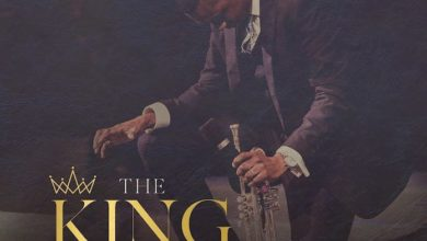 Photo of Nathaniel Bassey – The King Is Coming