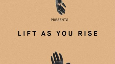 Red Bull Tall Racks Records - Lift As You Rise EP Album 7