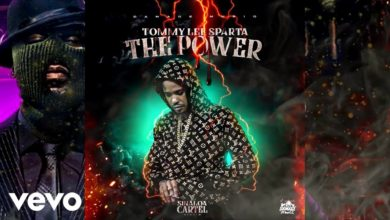 Tommy Lee Sparta - The Powe
