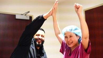 DJ Khaled welcomes second son with wife