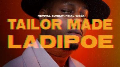 Photo of Ladipoe – Tailor Made (Prod. By Altims)