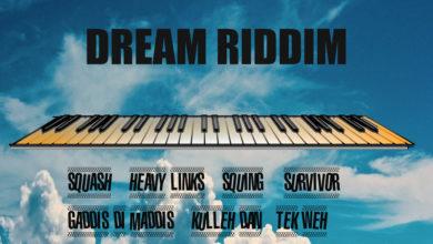 Squash - Real Friends (Weekends) (Dream Riddim)