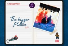 CJ Biggerman The Bigger Picture ep