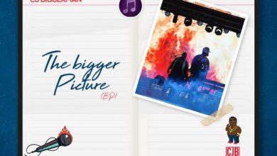 CJ Biggerman The Bigger Picture ep