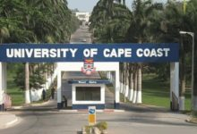 Courses Offered In University Of Cape Coast (UCC)