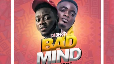 Photo of Dj Berry x Mojae – Badmind (Flammable Riddim) (Mixed By BodyBeatz)