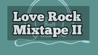 Dj Iyke Gh - Love Rock Mixtape 2