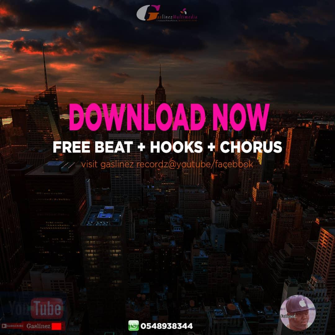 Gachios - Lord Knows Free (Instru + Hook) (Prod. By TickBeatz)