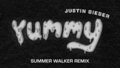 Justin Bieber Ft. Summer Walker - Yummy Remix