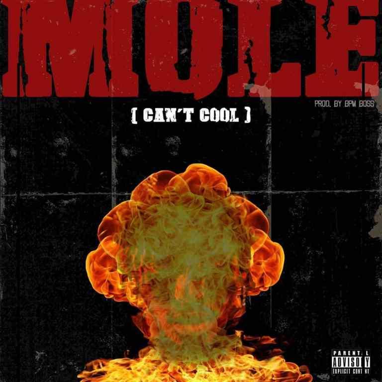 Kofi Mole Cant Cool