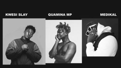 Kwesi Slay Pussy Cat Mp3 ft Medikal x Quamina Mp