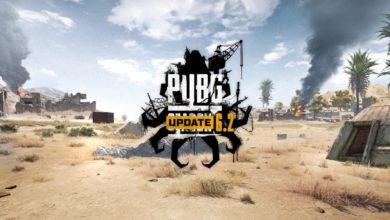 PUBG V6.2 Update