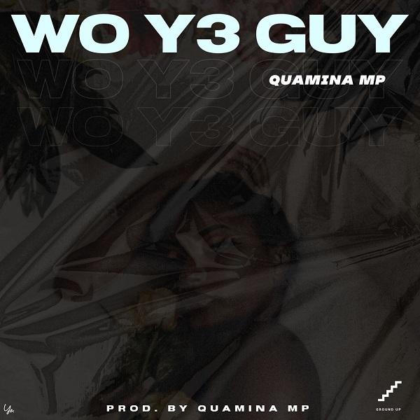 Quamina MP Wo Y3 Guy