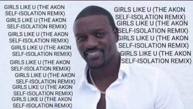 Akon The Self-Isolation Remix Girls Like U
