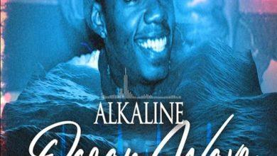 Alkaline Ocean Wave
