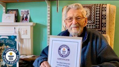 Bob Weighton World Oldest Man