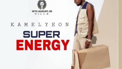 Photo of Kamelyeon – Super Energy (Prod. By Lee Milla)