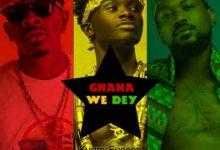 Photo of Kuami Eugene Ft. Shatta Wale x Samini – Ghana We Dey (Prod. By MOG Beatz)