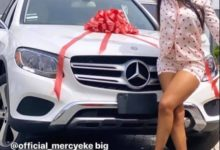 Photo of 2019 BBNaija Winner, Mercy Eke Gets a Mercedes Benz Gift (Video)