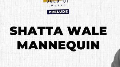 Shatta Wale Mannequin