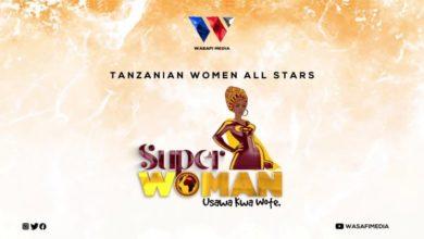 Tanzanian Women All Stars - Superwoman (Prod. By Lizer Classic)