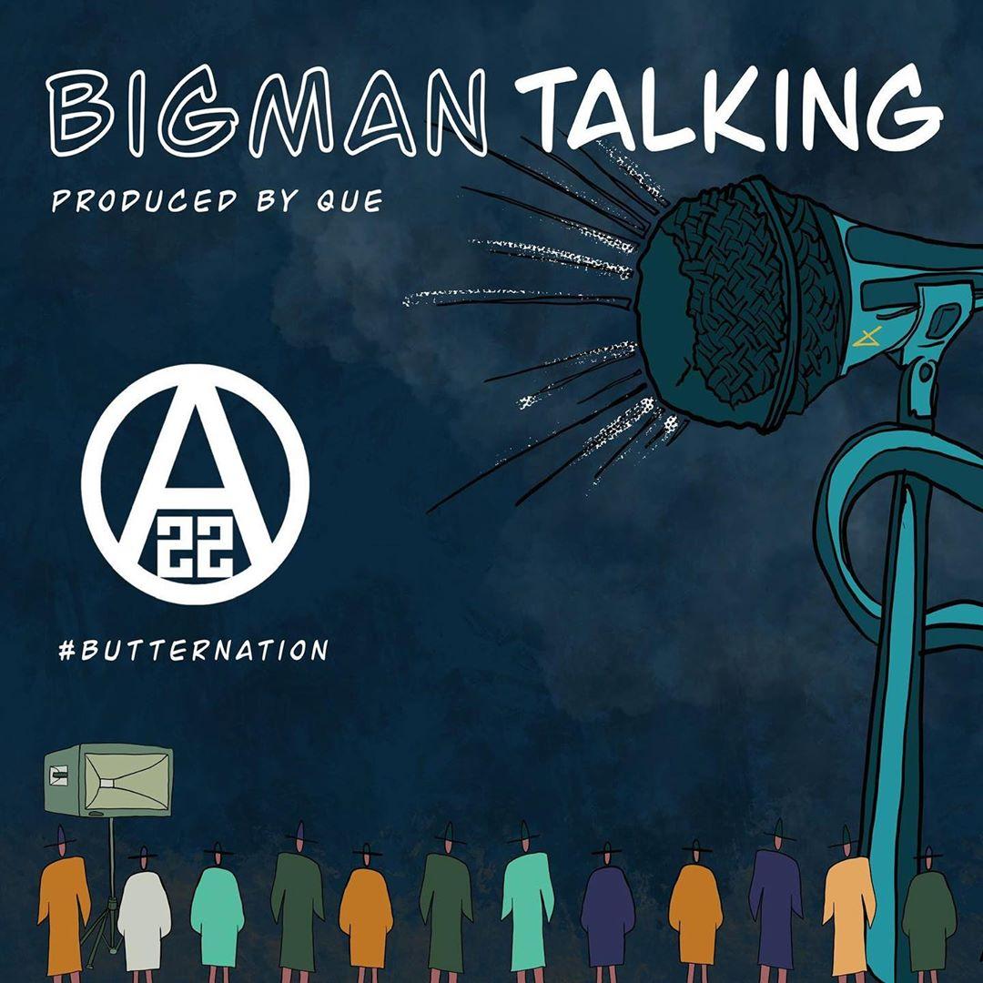 Ajebutter22 - Big Man Talking