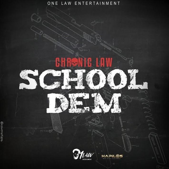 Chronic Law - School Dem (Jahmiel Diss)