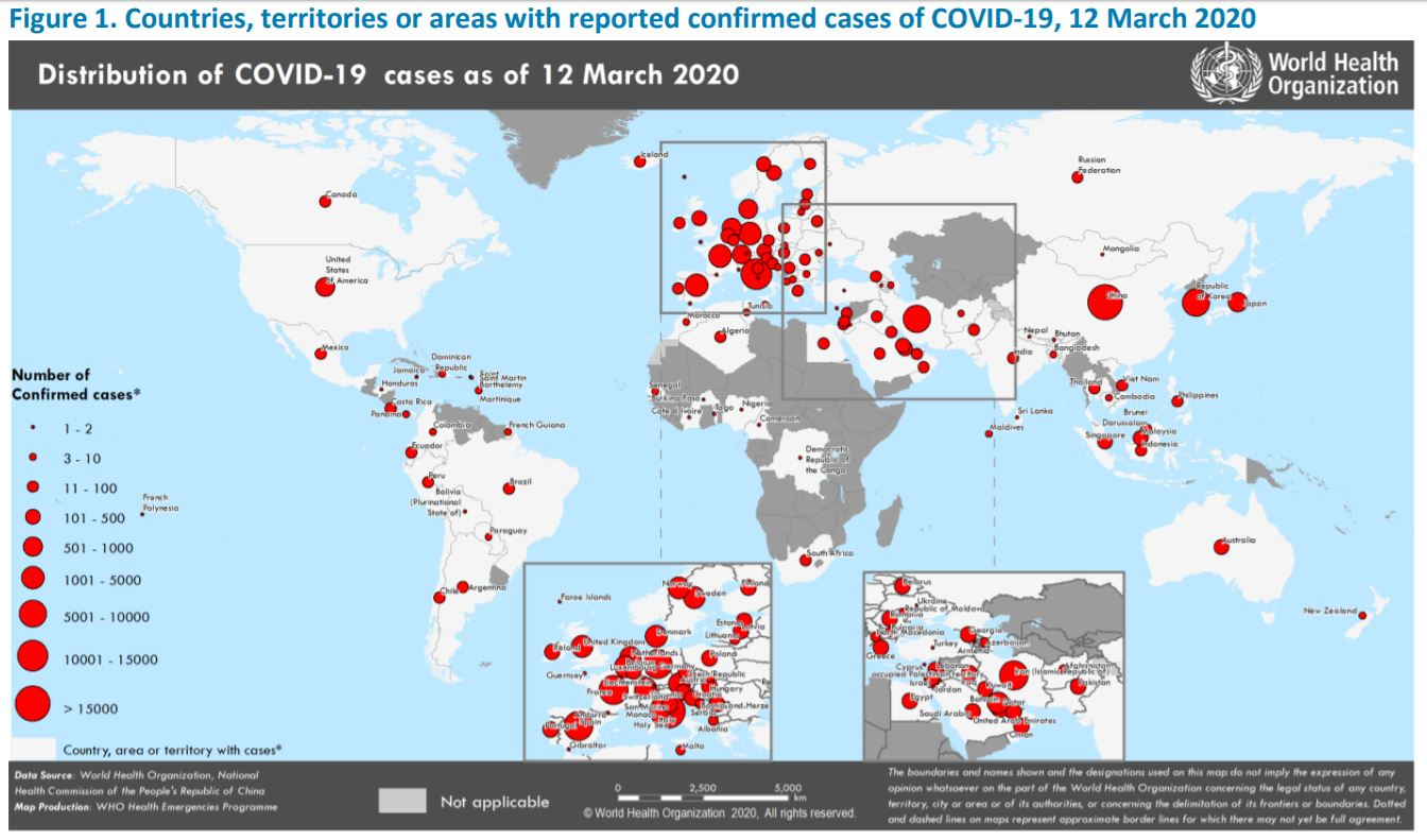 Photo of 17 Countries with No Cases of Coronavirus Revealed (See List)