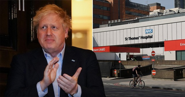 Photo of I Owe My Life to St Thomas Hospital London – Boris Johnson