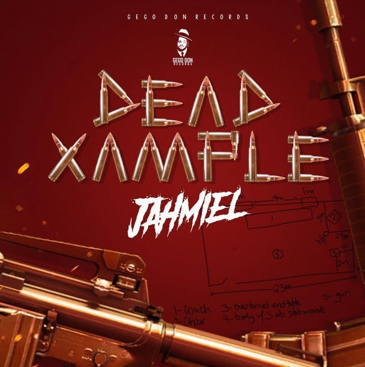 Photo of Jahmiel – Dead Xample (Prod. By Gego Don Records)
