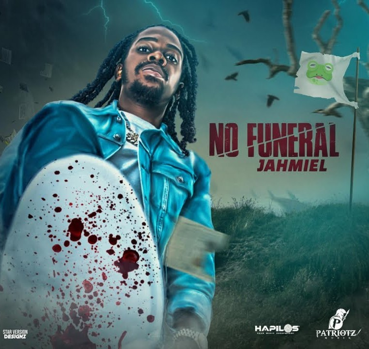 Photo of Jahmiel – No Funeral (Chronic Law Diss) (Prod. By Patriotz Muzik)