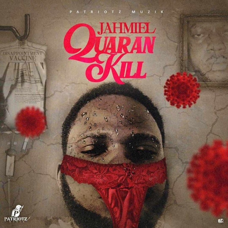Photo of Jahmiel – Quaran Kill (Chronic Law Diss) (Prod. By Patriotz Muzik)