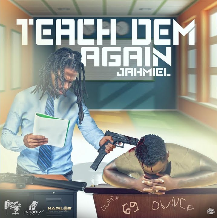 Photo of Jahmiel – Teach Dem Again (Chronic Law Diss) (Prod. By Patriotz Muzik)