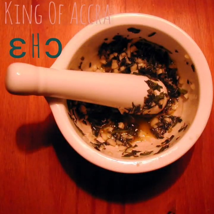 King Of Accra 3ho