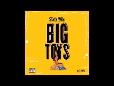 Photo of Shatta Wale – Big Toys (Prod. By Beatz Vampire)