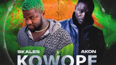 Skales – Kowope Ft Akon (Prod. By Rvge)