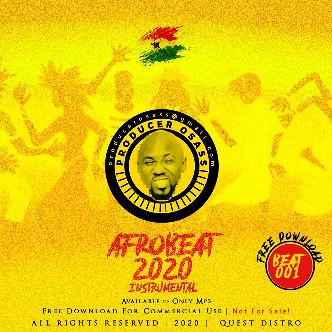Photo of Producer Osass Presents AfroBeat 2020 Instrumental