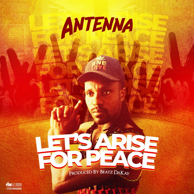 Antenna - Arise For Peace