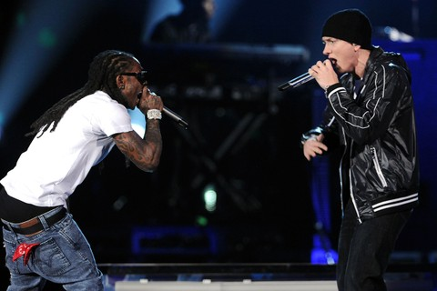 Photo of Eminem Named His All Time Favorite Lil Wayne Verse – Listen