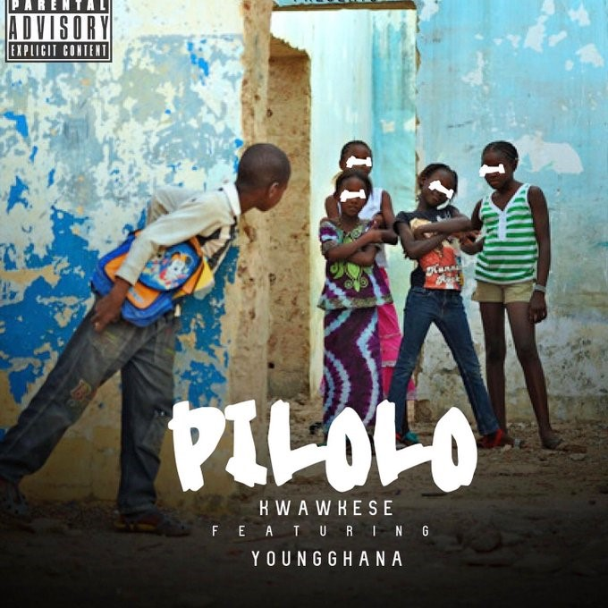 Kwaw Kese Ft Young Ghana - Pilolo
