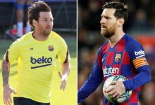 Messi Without His Beards