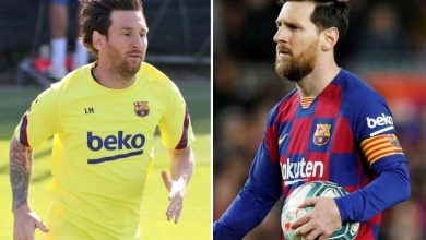 Photo of Lionel Messi Debuts New Look Without His Beards (See Photo)